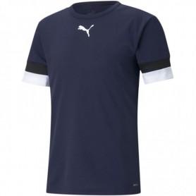 T-shirt Puma teamRISE Jersey Peacoat