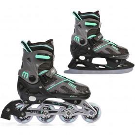 Roller skates / Skates Mico Flos Sky 2in1