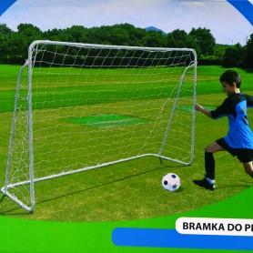 Football goal 240x150x90cm