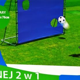 Ворота футбольные 215x152x76cm