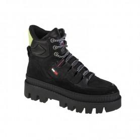 Sieviešu apavi Tommy Hilfiger Jeans Hybrid Boot