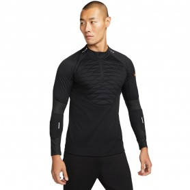 Herren Sweatshirt Nike Techfit Strike Drill Top Winter Warrior