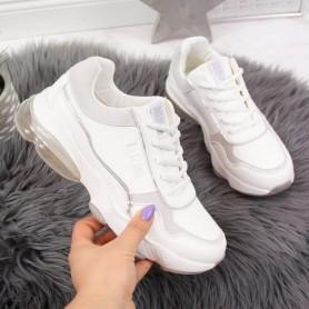Women's shoes Big Star white shoes
