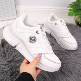 Women's shoes Sports shoes on the platform Big Star
