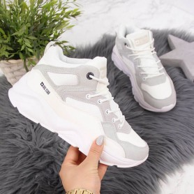Women's shoes Sneakers on the platform Big Star