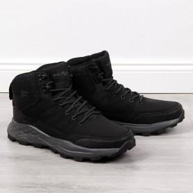 Men's shoes Black Filippo Hiking