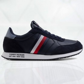 Men's shoes Tommy Hilfiger Runner Lo Leather Mix