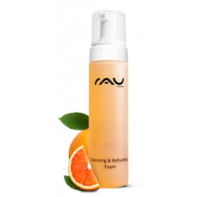 """RAU Cleansing & Refreshing Foam"" 200 ml attīrošās putas"