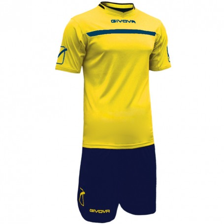 the best attitude 93f87 b8943 Soccer uniform GIVOVA