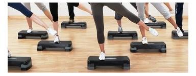 Fitness steps