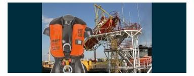 SOLAS Профессиональные спасательный жилеты