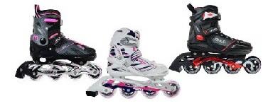 Women roller skates