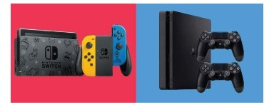 Spēļu konsoles